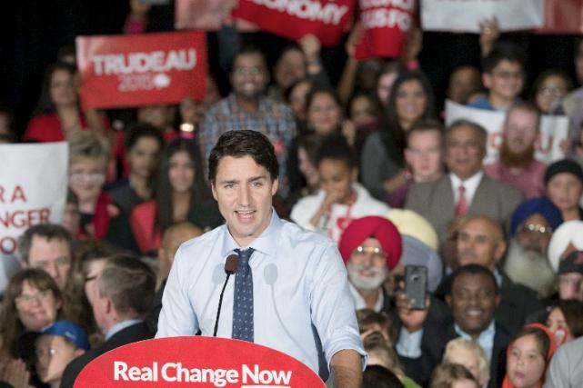 «Je le dis d'ici, de l'Alberta, que les... (La Presse Canadienne, Paul Chiasson)