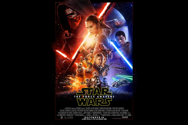 Star Wars Episode VII: The Force Awakens... (IMAGE TIRÉE DU SITE STARWARS.COM)