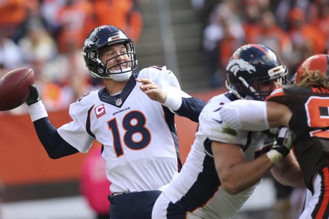 Peyton Manning... (Photo Aaron Josefczyk, AP)