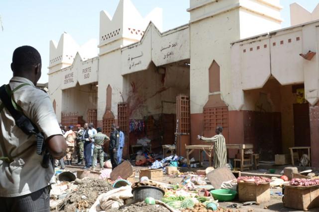 Les attentats-suicides à la bombe deviennent l'arme préférée... (ARCHIVES AFP)