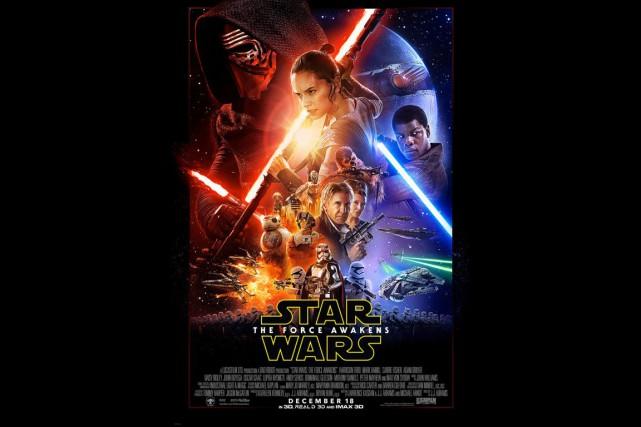 Star Wars Episode VII: The Force Awakens... (IMAGE TIRÉE DU SITE STARWARS.COM)