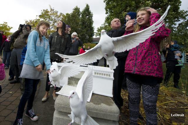 La Fête des anges a eu lieu au... (Martin Roy, LeDroit)
