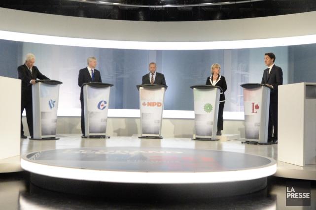 Les chefs fédéraux veulent faire sortir le vote.... (archives La Presse)