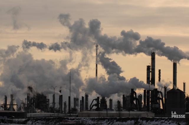 À six semaines de la conférence de Paris sur le climat, les représentants de... (PHOTO BERNARD BRAULT, LA PRESSE)