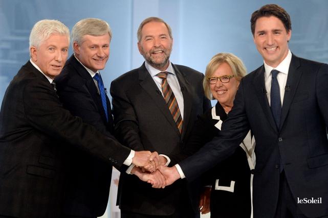 Après 78 jours de campagne électorale, Gilles Duceppe,... (Photothèque Le Soleil)