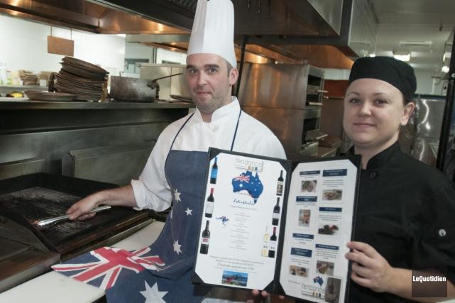 Douze restaurants proposent un voyage gustatif autour du... (Photo Le Quotidien, Michel Tremblay)