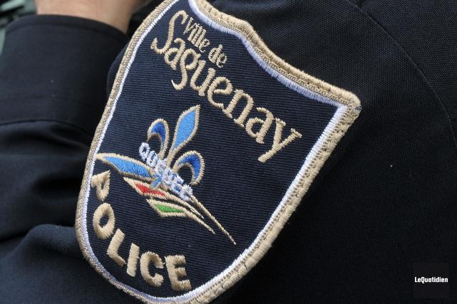 Les policiers de Saguenay ont réussi à mettre la main au collet de Dany... (Archives Le Quotidien, Rocket Lavoie)