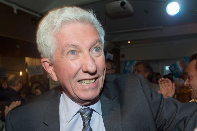 Gilles Duceppe dimanche à Montréal... (La Presse Canadienne, Graham Hughes)