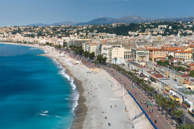 La promenade des Anglais.... (PHOTO THINKSTOCK)