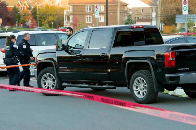 Aucune accusation ne sera déposée contre le conducteur du véhicule qui a happé... (Martin Roy, LeDroit)