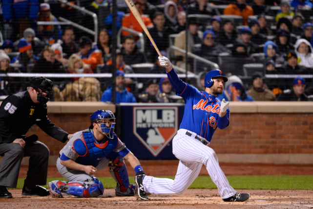 Daniel Murphy a claqué un circuit de deux... (Photo Robert Deutsch, USA Today)