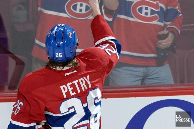 L'Américain Jeff Petry a marqué le but gagnant... (La Presse)