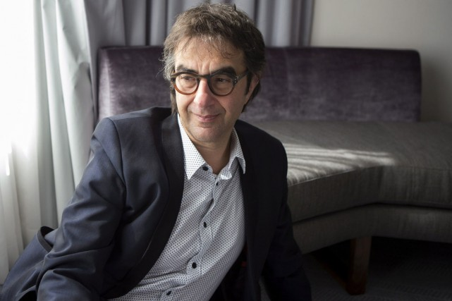 Atom Egoyan... (PHOTO ARCHIVES LA PRESSE CANADIENNE)