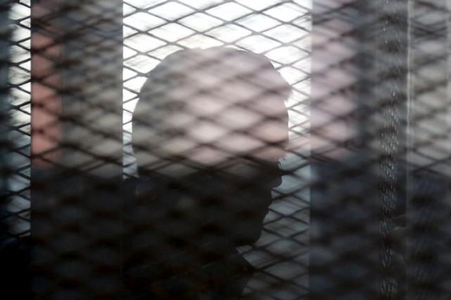 L'Arabie saoudite a emprisonné lundi un défenseur des droits civils condamné à... (ARCHIVES AP)