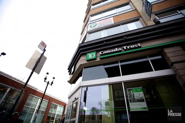 La Banque Toronto-Dominion élimine des emplois et en... (Archives La Presse)