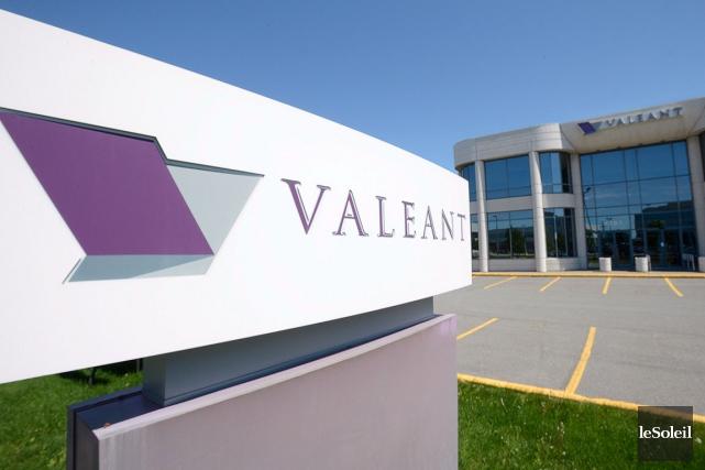 Le groupe pharmaceutique canadien Valeant... (Photothèque Le Soleil)