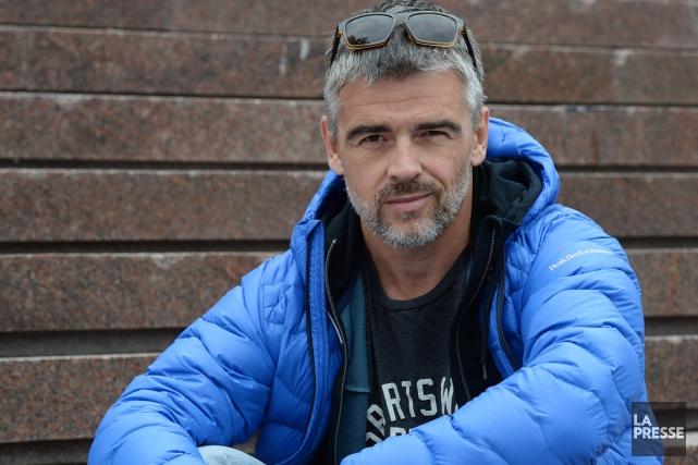 Patrice Godin... (Photo: La Presse)