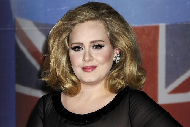 Adele... (Archives AP)