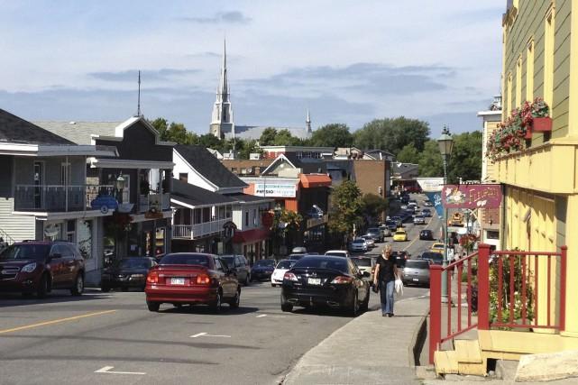 La ville québécoise qui a le mieux fait... (Photothèque Le Soleil)