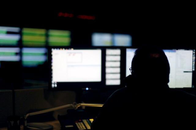 Des cyber-pirates liés au gouvernement chinois ont continué d'essayer de... (PHOTO REUTERS)