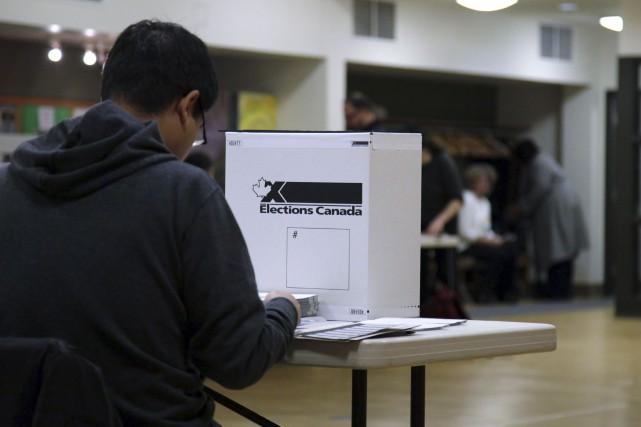 Pas de preuve, pas de vote, c'est aussi... (La Presse Canadienne, Colin Perkel)