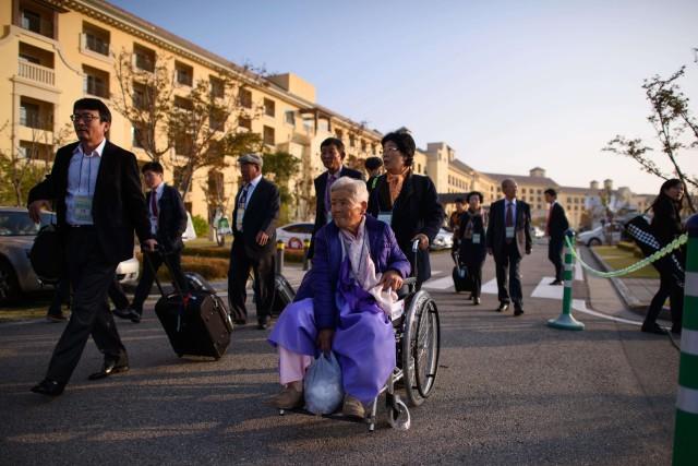 Plus de 65 000 Sud-Coréens sont sur la... (PHOTO AFP)