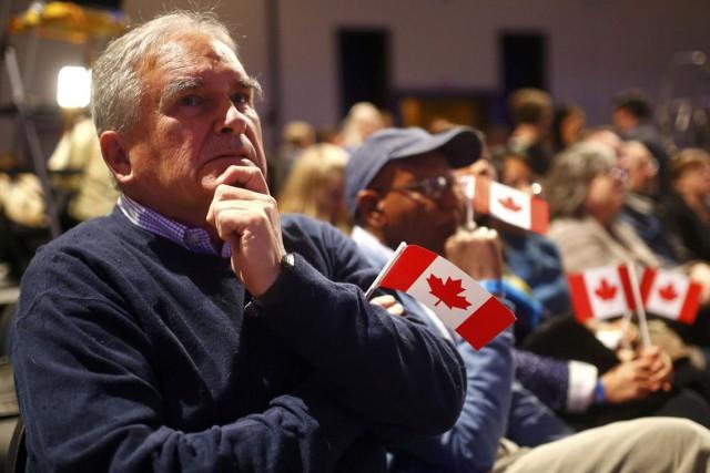 Un parfum de résignation flottait dans l'air du centre des congrès de Calgary,... (Photo Reuters)