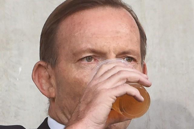 D'après la presse australienne, c'est devenu l'usage pour... (PHOTO AFP)