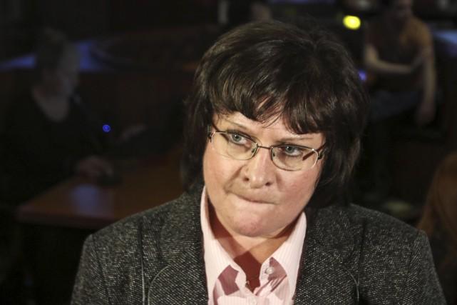 Françoise Boivin... (Patrick Woodbury, LeDroit)