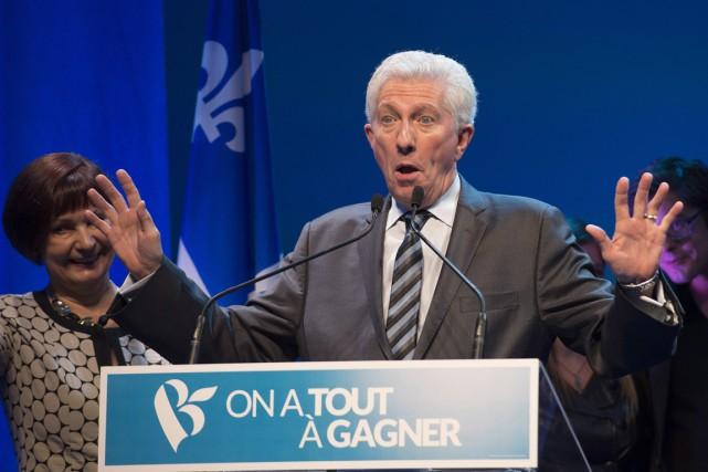 Gilles Duceppe... (Photo: La Presse Canadienne)
