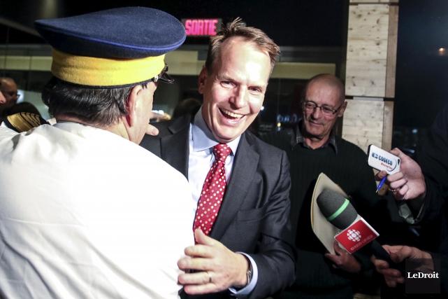 «Le Parti libéral du Canada n'a jamais quitté... (Patrick Woodbury, LeDroit)