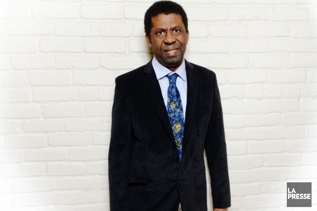 Dany Laferrière... (PHOTO BERNARD BRAULT, ARCHIVES LA PRESSE)