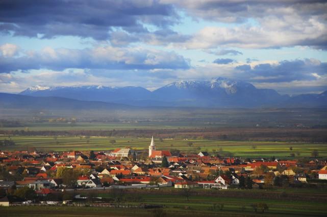 La région du Burgenland est l'une de celles... (PHOTO THINKSTOCK)