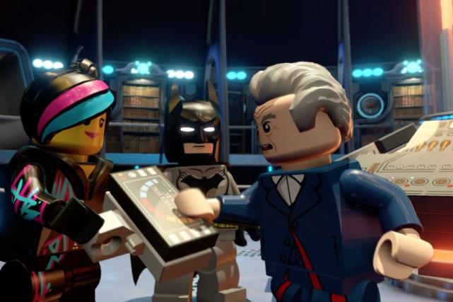 Sans en être vraiment la suite immédiate,Lego Dimensionscomplète...