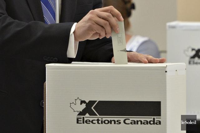 À l'élection fédérale du 19 octobre, le conservateur... (Photothèque Le Soleil, Patrice Laroche)