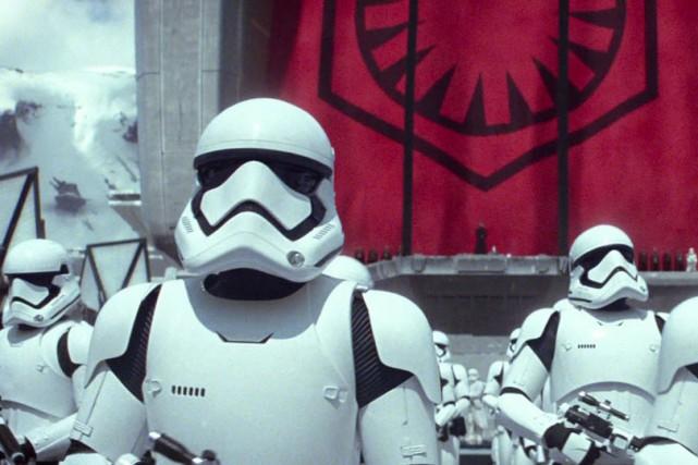 Les préventes pour le très attendu prochain Star Warsfont voler en... (PHOTO LUCASFILM/DISNEY)