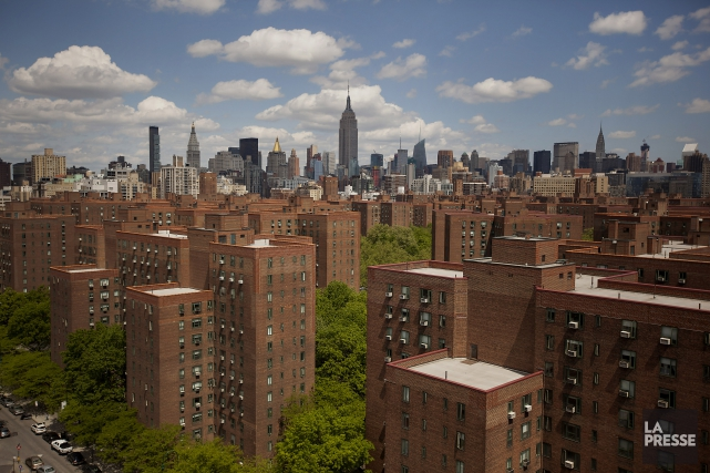 Le complexe Stuyvesant Town-Peter Cooper Village dans le... (Photo archives Bloomberg)