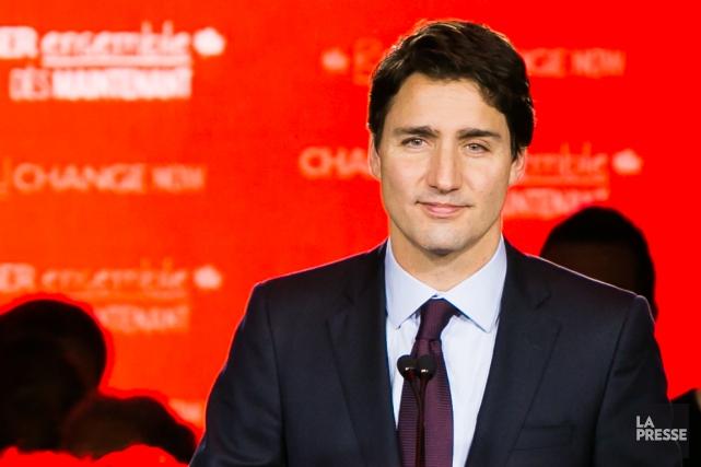Bâtir son cabinet sera la priorité de Justin... (Photo Martin Tremblay, La Presse)