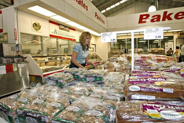 Les ventes des grossistes ont diminué de 0,1% en août pour s'établir à 55,3... (Photo Archives Bloomberg)