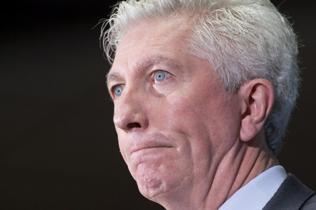 Le chef du Bloc québécois, Gilles Duceppe... (Photo Paul Chiasson, La Presse Canadienne)