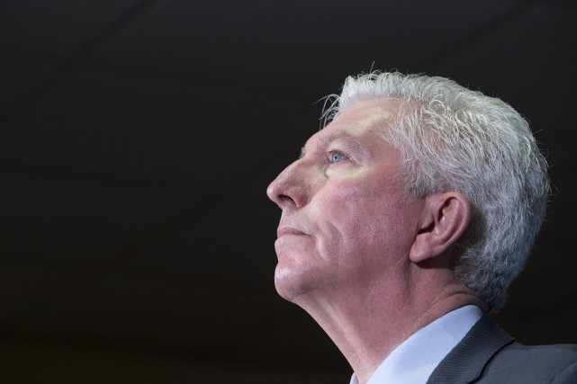 Gilles Duceppe... (Photo PC)