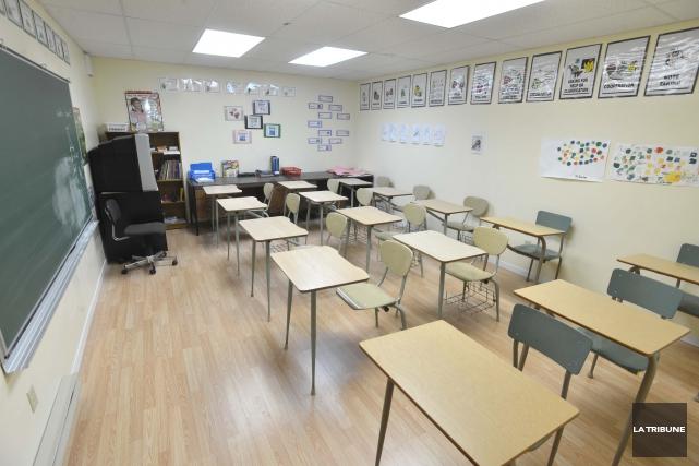 Les parents des commissions scolaires estriennes doivent entourer la date du 28... (Archives La Tribune)