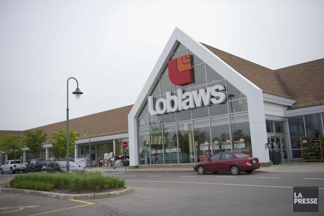Les supermarchés Loblaws de Victoriaville et de Drummondville fermeront leurs... (Archives La Presse)