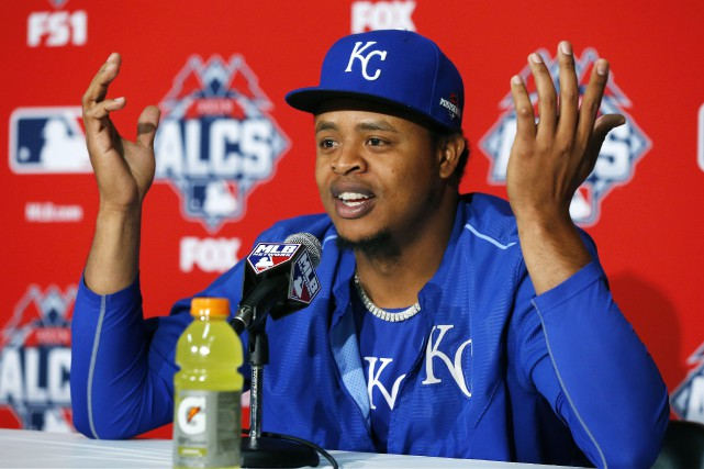 Edinson Volquez... (PHOTO Paul Sancya, AP)