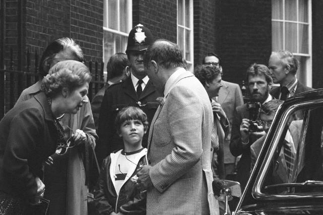 Sur cette photo prise le 25 juin 1980,... (Archives AP, Lawrence Harris)