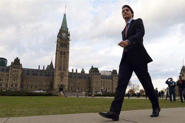 La composition du conseil des ministres libéral sera... (La Presse Canadienne)