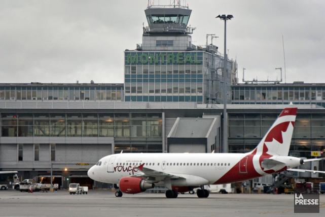 Air Canada est parvenu à une entente valide... (Archives La Presse)