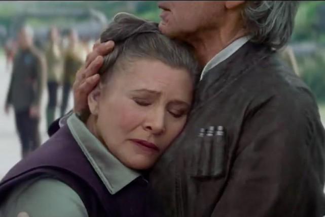La plus récente bande-annonce deStar Wars: The Force... (Tirée de YouTube)