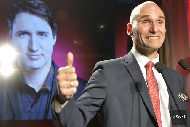 Le député de la circonscription de Québec, Jean-Yves... (Le Soleil, Yan Doublet)