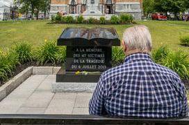 Maintenant que les derniers obstacles sont levés pour que les victimes de... (Archives La Tribune, Frédéric Côté)